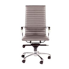 Omega High-Back Executive Chair (Set of 2)