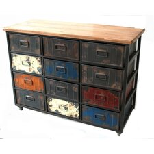 Paintbox Large 12 Drawer Chest