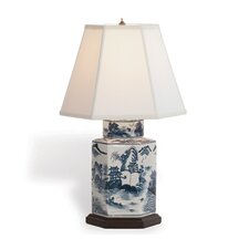 """Canton 23"""" H Table Lamp with Empire Shade"""
