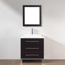 """Kinsa 28"""" Single Bathroom Vanity Set"""