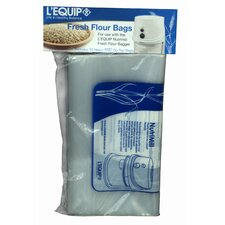 Extra Bags for Flour Bagger (Set of 20)