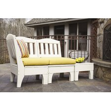 Westport 3 Piece Deep Seating Group with cushions