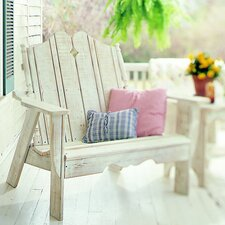 Nantucket Garden Bench