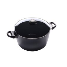 8.5-qt. Stock Pot with Lid