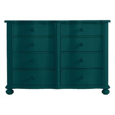 Coastal Living Retreat 8 Drawer Weekend Dresser