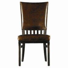Modern Craftsman Morris School Side Chair