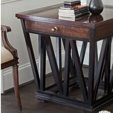 Avalon Heights Empire End Table