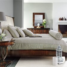 Avalon Heights Storage Panel Customizable Bedroom Set
