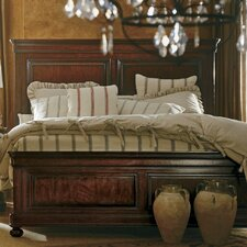 The Classic Portfolio Louis Philippe Panel Customizable Bedroom Set