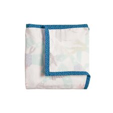 Oceanography 3-Layer Organic Muslin Blanket