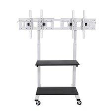 """Crank Floor Stand Mount for 47""""-50"""" Flat Panel Screens"""