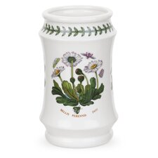 Botanic Garden Daisy Utensil Jar
