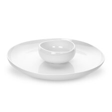 Ambiance 2 Piece Chip and Dip Tray Set