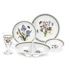 Botanic Garden Seventeen Piece Plate Set