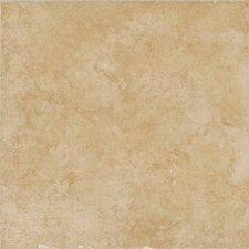 Treymont 12'' x 12'' Porcelain Field Tile in Wheat
