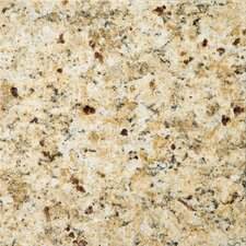 "Natural Stone 12"" x 12"" Granite Field Tile in Venetian Gold"