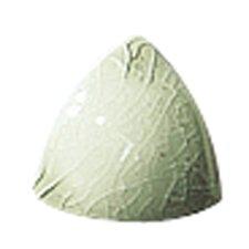"Cape Cod 1"" x 1"" Beak Tile Trim in Willow Green Crackle"