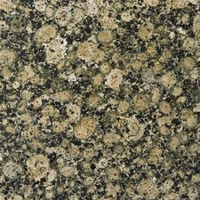 "Natural Stone 12"" x 12"" Granite Field Tile in Baltic Brown"