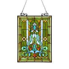Victorian Carina Window Panel
