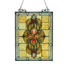 Victorian Avalon Window Panel