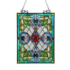 Victorian Izzy Window Panel