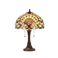 """Victorian Claire 22.8"""" H Table Lamp with Bowl Shade"""