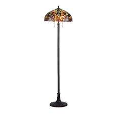 Libby 2 Light Floor Lamp