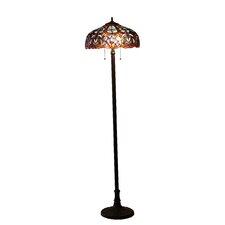 Sadie 2 Light Floor Lamp