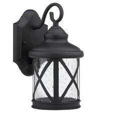 Milania Adora 1 Light Wall Lantern