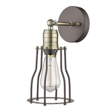 Ironclad 1 Light Wall Sconce