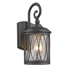 Dinadan 1 Light Outdoor Wall Sconce