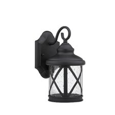 Milania Adora 1 Light Wall Lantern