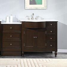 "Kelston 58"" Single Bathroom Vanity Set"