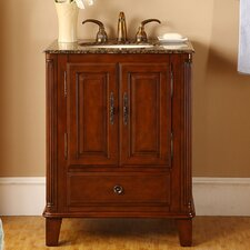 "Allegheny 28"" Single Bathroom Vanity Set"