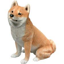 Mid Size Shiba Inu Figurine
