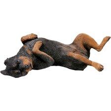 Original Size Sculptures Rottweiler Figurine