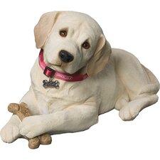 Life Size Sculptures Labrador Retriever Figurine