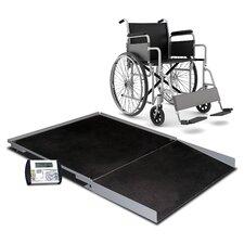 Digital Geriatric Stationary Wheelchair Scale