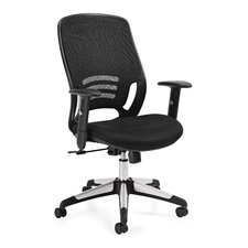 Mesh Tilter Chair with Arms
