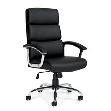 High-Back Luxhide Executive Chair