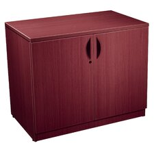 Superior Laminate 2 Door Credenza