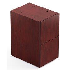 Margate File Pedestal with Lock