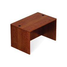 Superior Laminate Rectangular Executive Desk Shell