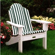 Outdoor Sunbrella Adirondack  Chair Cushion