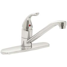 Caliber Single Handle Kitchen Faucet