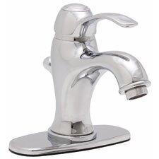 Sanibel Single Handle Bathroom Faucet with Optional Pop-Up Drain