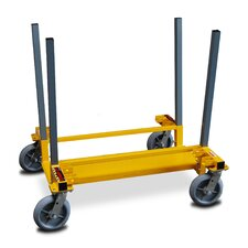 American Cart and Equipment Lo-Rider Drywall Cart Platform Dolly