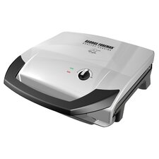 George Foreman Fixed Plate Electric Grill