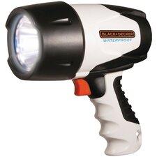 3 W Waterproof Rechargeable LED Spotlight