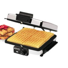 Grill and Waffle Maker